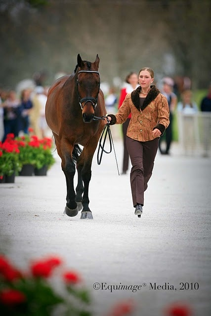 Tiana and King Street, Rolex 2007 ©Nan Rawlins/Equimage