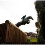 Tiana Coudray Fidelity Blenheim International Horse Trials