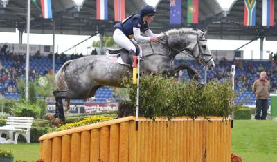 Tiana impresses at Aachen