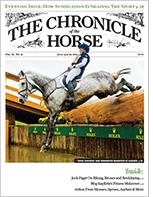 Cover of Chronicle of the Horse